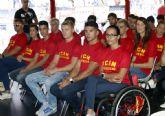 La familia del proyecto UCAM-COE celebra los éxitos de Río 16 y afronta un nuevo curso académico