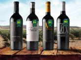 La gu�a Peñ�n 2018 califica de Excelentes cuatro vinos de Bodegas Luz�n