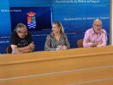 El Ayuntamiento de Molina de Segura y la Asociación Banda Municipal de Música de la localidad firman un convenio para la promoción de la música