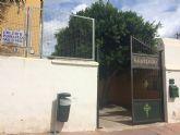 Renuevan la totalidad de las puertas del CEIP 'Santiago' que quedaban por adaptarse a la nueva normativa