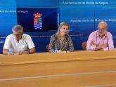 El Ayuntamiento de Molina de Segura firma un convenio con la Coral Polifónica Hims Mola para promocionar sus actividades musicales
