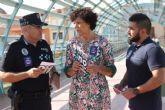 Puerto Lumbreras lanza la campaña 'No significa no' contra las agresiones sexuales