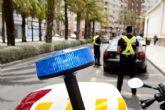 Policía Local hará una campaña especial de tráfico de control de cinturones de seguridad y SRI