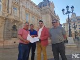 MC exige un cupo de parada en Corvera para los taxistas de Cartagena y Comarca