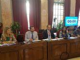 Cs saca adelante la cesión de competencias del transporte público en Murcia gracias al acuerdo de los presupuestos