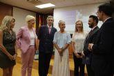 La princesa de Bulgaria inaugura las jornadas de Protocolo de la UCAM