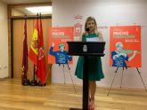 Murcia celebra la I Semana del Mayor con distintas actividades culturales y de ocio y varios encuentros intergeneracionales