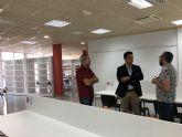 La biblioteca de San Javier crea 200 nuevos puestos de lectura