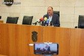El alcalde denuncia una 'estrategia de estrangulamiento' al Gobierno municipal