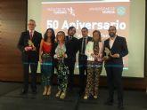"""El 50 Festival Internacional de Teatro, Música y Danza de San Javier recibe el premio """"Palomas del Turismo 2019"""""""
