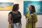 Las 'sensaciones' de Mariló García se exponen en San Pedro del Pinatar