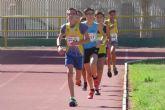 Mañana de atletismo Sub14 en Cartagena