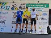 Segundo puesto de Pedro Antonio Rodríguez en la Vuelta a la Provincia de Alicante