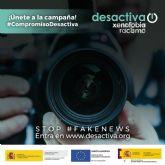 Fundación Cepaim presenta el #CompromisoDesativa para medios de comunicación y periodistas contra el racismo y la xenofobia