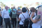 Alumnos del programa de hostelería de Cáritas en Cartagena visitan la Lonja y el Museo del Mar