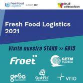 FROET estrena presencia en Fruit Attraction participando en la nueva plataforma sobre logística