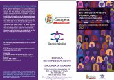 La Concejalía de Igualdad abre el plazo de inscripción para la Escuela de Empoderamiento