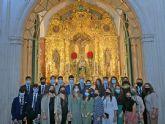Misa de la Exaltación de la Santa Cruz en la Real Ermita de San Gregorio de Oseet de Alcalá del Río