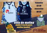 Molina Basket se queda con el 'Villa de Molina' ante el CB Ifach Calpe