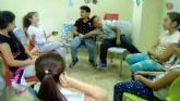 �xito de participaci�n en las vuelta a las aulas de apoyo escolar y ocio educativo