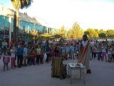 Torre-Pacheco municipio seleccionado en la XVIII Campaña de Animación a la Lectura María Moliner del Ministerio de Educación, Cultura y Deporte, la FEMP y la Fundación Coca-Cola