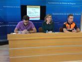 Las I Jornadas de Protección Civil de Molina de Segura se celebran el sábado 28 de octubre