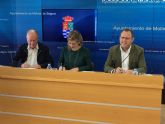 El Ayuntamiento de Molina de Segura y ASPAPROS firman un convenio para desarrollar actividades de integración social con personas con discapacidad intelectual