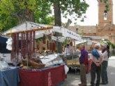Este próximo domingo 29 de octubre se retoma la temporada del tradicional Mercadillo Artesano de La Santa
