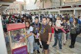 Asociaciones de jovenes y artesanos toman la Plaza Heroes de Cavite