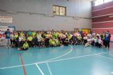 La Aceña acoge el I encuentro deportivo intercentros para personas con discapacidad intelectual