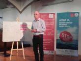 La ciudad de Murcia mira al 2030 con debates, ponencias y propuestas sobre los efectos del cambio climático en la jornada mundial Climathon