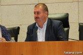 El alcalde de Totana a la portavoz del PP: A la mujer y al papel hasta el culo les has de ver