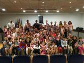 Alumnos de 2ª del CEIP 'Ntra. Sra. de Loreto' visitaron el Ayuntamiento para completar sus conocimientos de clases sobre la institución
