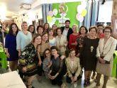 López Miras asiste al 50 aniversario de la Asociación de Amas de Casa 'Virgen de la Piedad' de San Pedro del Pinatar