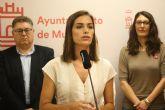 El PSOE reclama ayudas para los estudiantes murcianos que quieren hacer un Erasmus y la creación de un centro juvenil en el Carmen