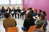 Los cuidadores de personas mayores y/o dependientes reciben formación gratuita en Las Torres de Cotillas