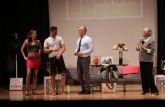 'El Telón Negro' madrileño cierra con 'Fúbol' el octavo certamen nacional de teatro amateur Juan Baño