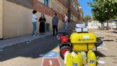 La Comunidad Autónoma invertirá casi 30.000 euros para reforzar la limpieza y desinfección en los colegios de Puerto Lumbreras