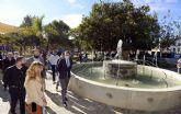 El Ayuntamiento está ejecutando más de 190 obras en los parques y jardines de barrios y pedanías en el último año