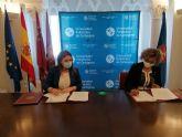 Los alumnos de la UPTC tendrán acceso al barco 'Ciudad de Cartagena' y a las instalaciones del CIFP Hespérides