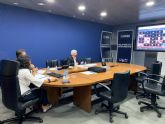 La Comisión Regional de Protección Civil evalúa el anteproyecto de Ley de Emergencias de la Región de Murcia