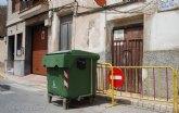 El próximo lunes no habrá recogida de residuos sólidos urbanos por la festividad de San Martín de Porres, patrón de los trabajadores de este servicio