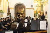 La Banda Municipal de Música de Puerto Lumbreras celebra la Festividad de Santa Cecilia