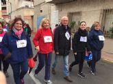 II Marcha contra la Violencia de Género en Las Torres de Cotillas
