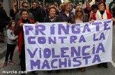 Marcha Contra la Violencia Alcantarilla 27-11-2016