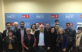 'Juan Salvador Sánchez Saura, reelegido secretario general del PSOE de Torre Pacheco'