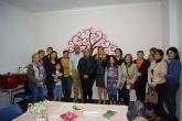 La Junta Local de la AECC inaugura su nueva sede en Puerto de Mazarrón
