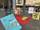 El Programa de Voluntariado Ambiental del Ayuntamiento de Murcia sale a la calle para informar de sus actividades