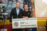 El XIII Open de Pesca Bah�a de Mazarr�n re�ne a 130 participantes