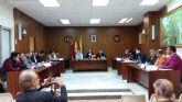 El Ayuntamiento de Archena también se adhiere al Manifiesto Levantino por el Agua para garantizar la perdurabilidad del Acueducto Tajo-Segura, entre otros puntos